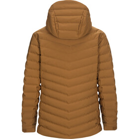 Peak Performance Frost Ski Kurtka Mężczyźni, honey brown
